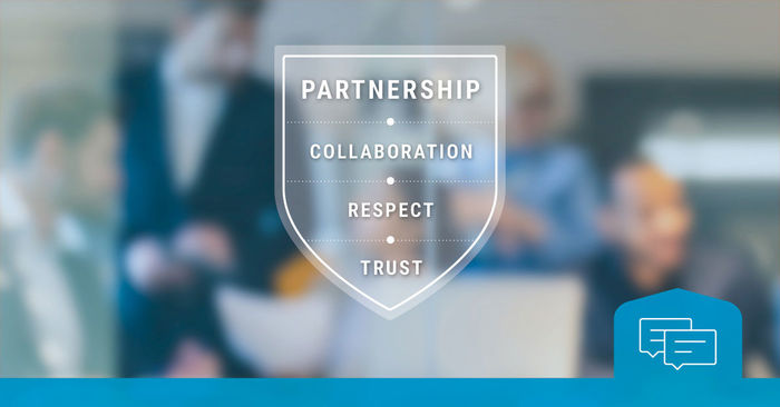 Developing a trusted client/agency relationship -cover