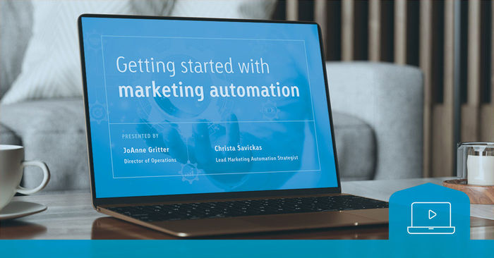 Marketing Automation: No customers left behind! -webinar replay -cover