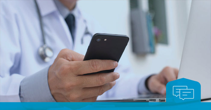 Physicians and social media – opportunities and risks -cover