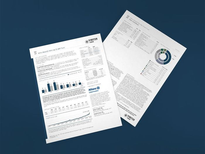 Automated Fund Performance Fact Sheet